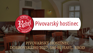 Pivovarský hostinec Rebel